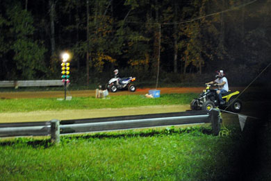 ATV/MC Dirt Drags